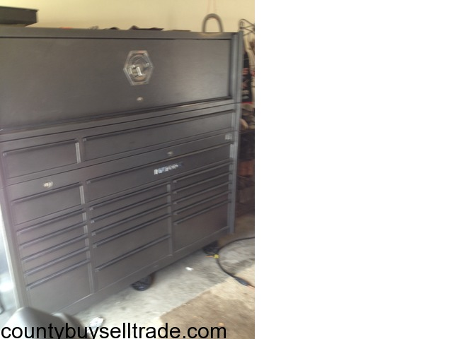 Matco 4s Tool Box with hutch Masaryktown - County Buy ...